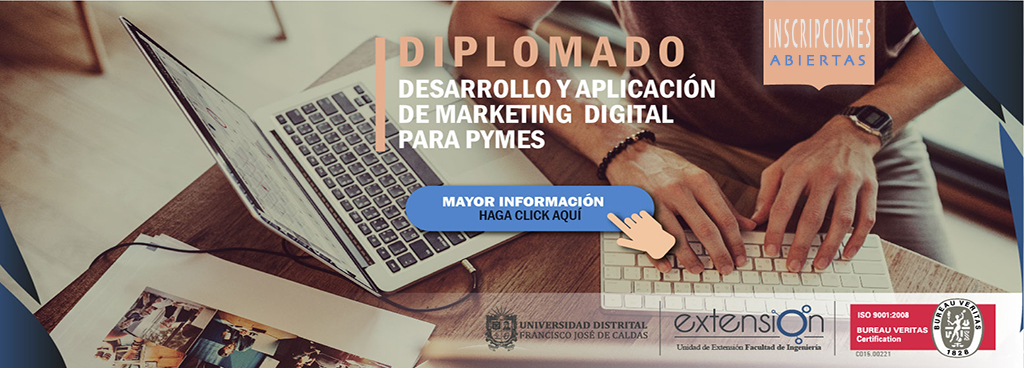 Desarrollo y aplicación de Marketing Digital pymes